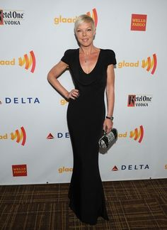 303f44f350a This is how to wear a black gown. Tabatha Coffey at 2012 GLAAD awards