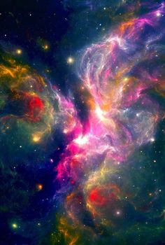 ( ͡° ͜ʖ ͡°) — sciencesideoftamblr:   The Galaxy is a beautiful...