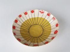 radiance dish Andrew Ludicks Ceramics.