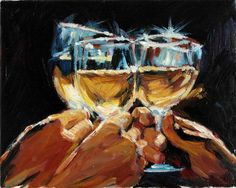 Image result for cheers painting