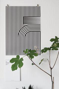 Onnea Nea ja Susanna Vento for Osmo color (Varpunen) Black And White Posters, Black And White Love, Design Elements, Design Art, Monochrome Interior, Alvar Aalto, Poster Pictures, Nordic Design, Graphic Design Posters