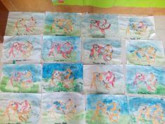 """Y volvemos con lo prometido: """" Pequeños Pintores, conocemos a Henri Matisse"""" - Blog Colegio San José - Espinardo"""