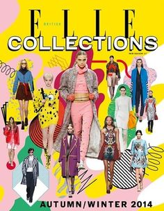 cool UK Elle Collections F/W 2014.15