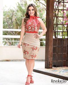 Verão 2018 – Revolução Moda Feminina Casual Dresses, Short Dresses, Fashion Dresses, Formal Dresses, Skirt Outfits, Dress Skirt, Hollister Style, Ankara Short Gown, Classy Work Outfits