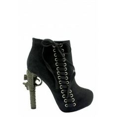 Gun Boot - Black