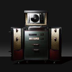 Listening Station — Analogue Foundation