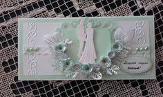 Gratuláló lap esküvőre. Wedding card