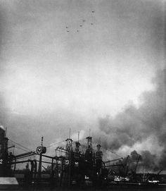 Bombardement op Rotterdam - Foto: WIO