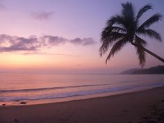 gorgeous sunset from our visit to #thalabeachlodge in september 2011