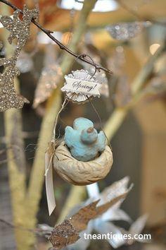 Celebrating spring at The Nest Egg
