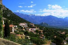 Take the Artisans' Route from Lumio to Belgodere, a scenic drive through many historic villages with spectacular sea views. Stop along the way in Aregno, San Antonino, Pigna, and Belgodere.  The Villages, Valleys, and Views of Corsica | FATHOM France Travel Guides and Travel Blog