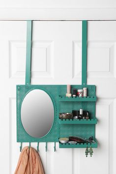 Over-the-Door Vanity Station. Did somebody say #convenient? #urbanoutfitters
