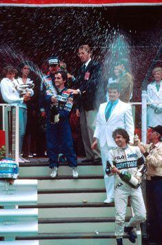 GP Expert GPs: GP de Mônaco de 1983