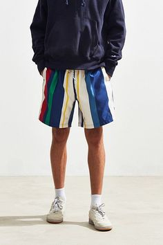 Mens Delicious Sushi Causal Beach Shorts with Elastic Waist Drawstring Lightweight Slim Fit Summer Short Pants with Pockets