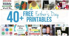 Whether you use one or several, these free Father's Day printables are sure to make the dads in your life smile, giggle, or just plain feel great! Old Fashioned Recipes, Paint And Sip, Dad Day, Father Christmas, Good Good Father, Feeling Great, Homemaking, Fathers Day Gifts, Frugal