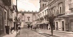 Cerrada de San Agustín en los años 30s.