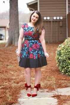 The Party Dress #holiday #fashion #womensfashion