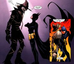 Batgirl. Stephanie Brown.  Yeah, just me.