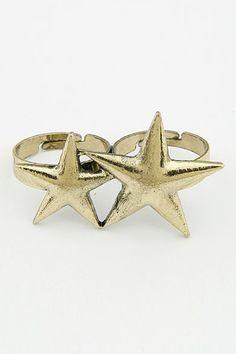 Lucky Star Ring $10.99 - romwe.com