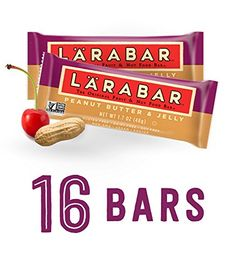 Larabar Gluten Free Bar Peanut Butter  Jelly 17 oz Bars 16 Count >>> You can find more details by visiting the image link.