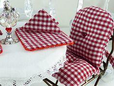 Dollhouse Furniture Fairy Garden Table by TheLittleEmptyNest