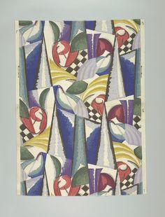 Lina de Andrada, Sample (France), ca. 1925
