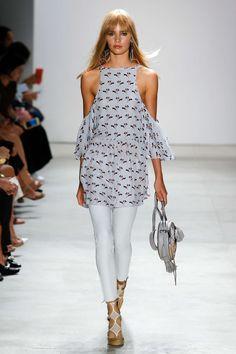 Rebecca Minkoff Primavera/ Verão 2016, Womenswear - Desfiles (#22648)