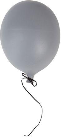 Köp By On Dekoration Ballong Stor, Grå | Jollyroom