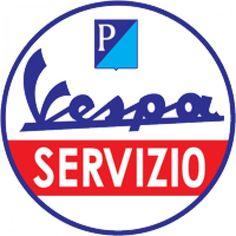 Logo of Vespa Servizio Lambretta Scooter, Vespa Scooters, Vespa Logo, Event Logo, Vespa Girl, Graphic Design Pattern, Motor Scooters, Badge Logo, Car Illustration