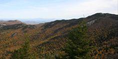 Crête, Jay Mountain, Adirondacks, octobre 2016 Jay, Mountains, Nature, Travel, Upstate New York, Naturaleza, Viajes, Destinations, Traveling