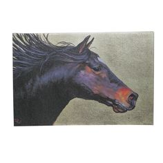 Evergreen Enterprises, Inc Horse On the Run Painting Print on Canvas