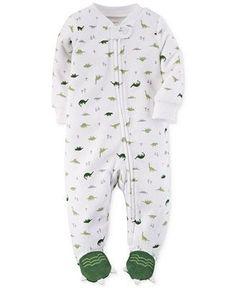 Carters Girls Piggy Bank Long Sleeve Shirt Pants Winter Pajamas Size 4 Neither Too Hard Nor Too Soft Girls' Clothing (newborn-5t)