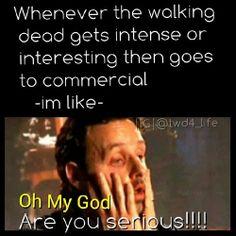 Yes! ~ The Walking Dead