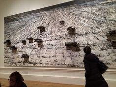 Anselm Kiefer - Royal Academy, London 2014