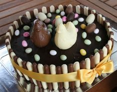 Easter Recipes, Easter Food, Happy Easter, Cake Toppers, Cake Recipes, Birthday Cake, Pudding, Biscuits, Portugal