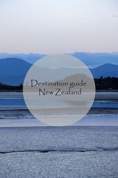 A destination and budget guide to travelling New Zealand: http://aworldofbackpacking.com/destination-guide-new-zealand/