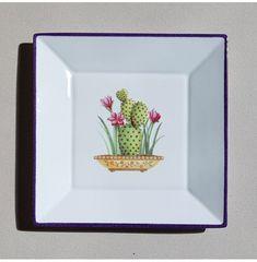 Vide-poches Cactus violet