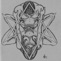 Seal of Solomon, alchemy, sexual union & transmutation of opposites.