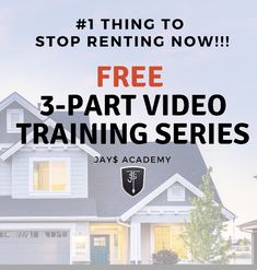 Stop Renting for good with this FREE Video Training Series Smart Rules, Debt To Income Ratio, Credit Repair Companies, Suze Orman, Fix Your Credit, Paying Off Credit Cards, Training Academy, Thought Process, Free Training