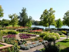 Colorado-Washington Park, located just a few miles from downtown Denver, is a beautiful place to take a stroll through the gardens, rent a kayak or paddle boat or even a surrey (a four person bike!).