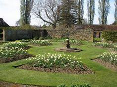 formal kitchen gardens
