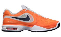 "NIKE AIR MAX COURTBALLISTEC 4.3 ""TOTAL ORANGE"""