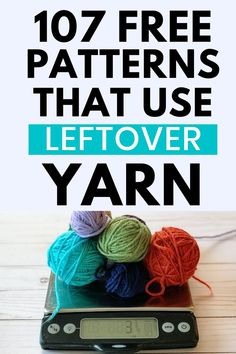 Scrap Yarn Crochet, Knit Or Crochet, Crochet Gifts, Easy Crochet, Crochet Stitches, Free Crochet, Crochet Ideas, Chrochet, Cross Stitches