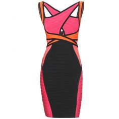 Herve Leger..is so unforgiving