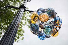 Appreciate (and create your own!) glass art in Tigard, Oregon.