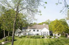 Habitually Chic® » Chic and Serene in Connecticut