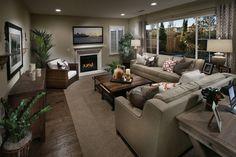 Encore Living Room Design