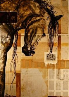 Equestrian Art Work