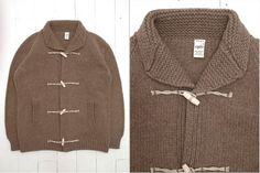 Love this toggle cardi!