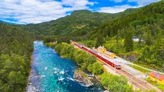 A fantastic trip to Norway's Oslo and Bergen, with one of the world's most scenic train journeys between the two cities - including flights and an optional fjord tour Trondheim, Stavanger, Norway Travel, Italy Travel, Italy Trip, Belgium Train, Places To Travel, Travel Destinations, Have A Safe Trip